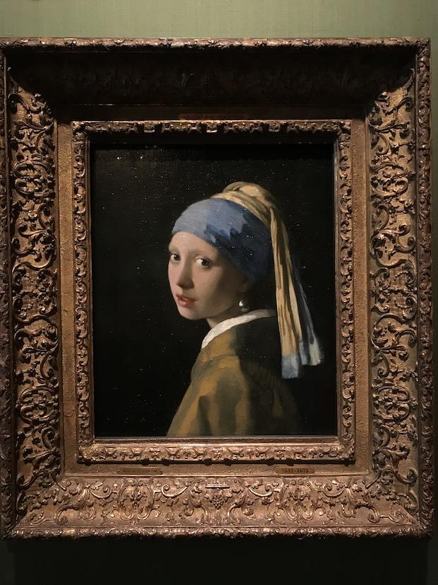 La Jeune Fille à La Perle Tableau : jeune, fille, perle, tableau, Jeune, Fille, Perle, Derniers, Secrets, Révélés, Chef-d'œuvre, Vermeer