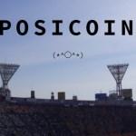「POSICOIN」が本格始動なんだ(*^◯^*)