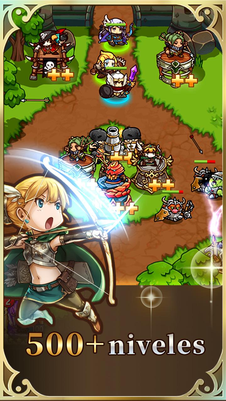 [Descargar] Crazy Defense Heroes - QooApp Game Store