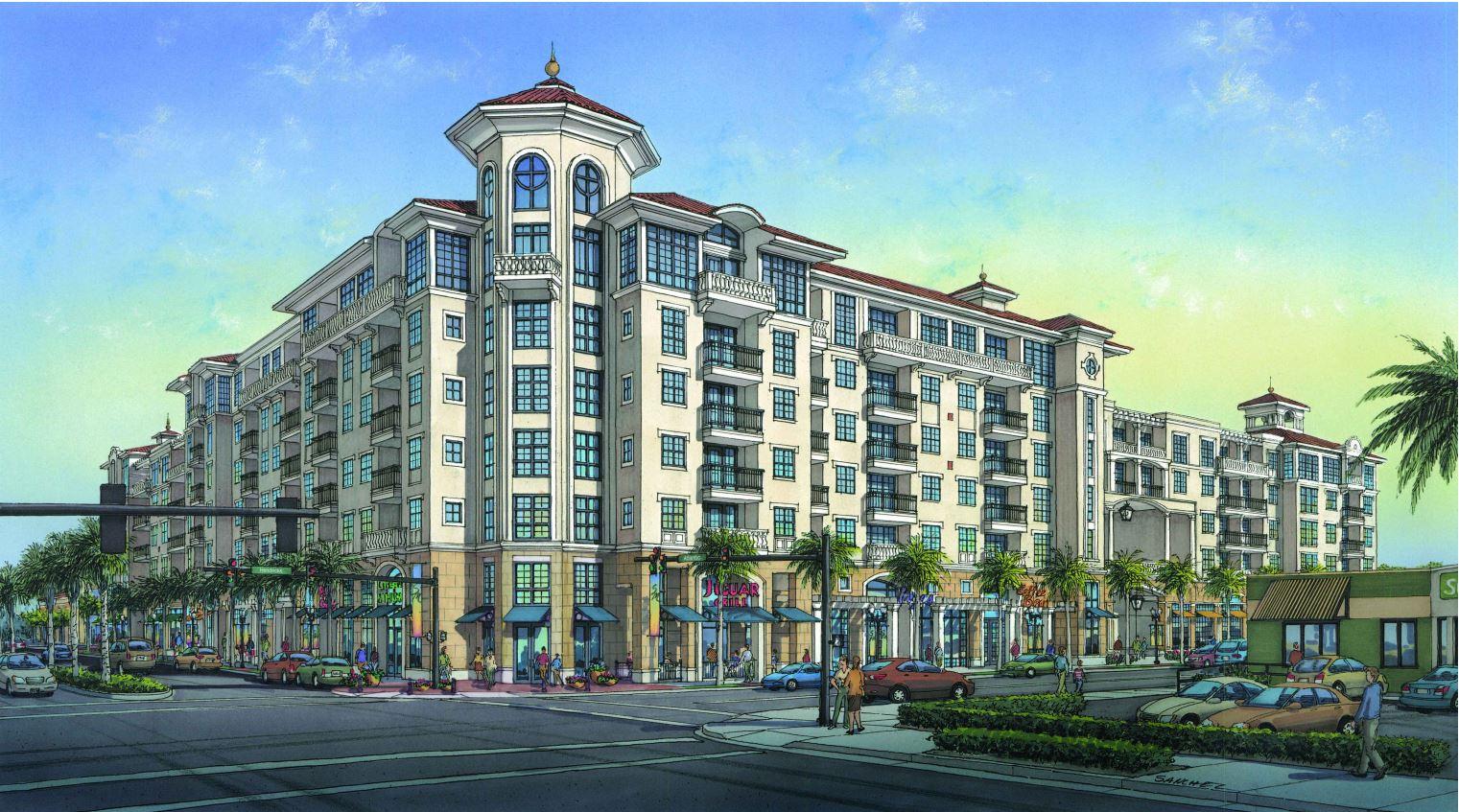 Regency Centers Announces Residential Partner for East San Marco in Jacksonville Florida