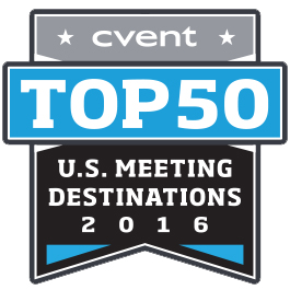 Cvent 2016 Top Meeting Destinations List