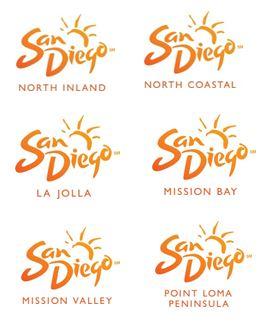 2016 San Diego Sub-Region Logos