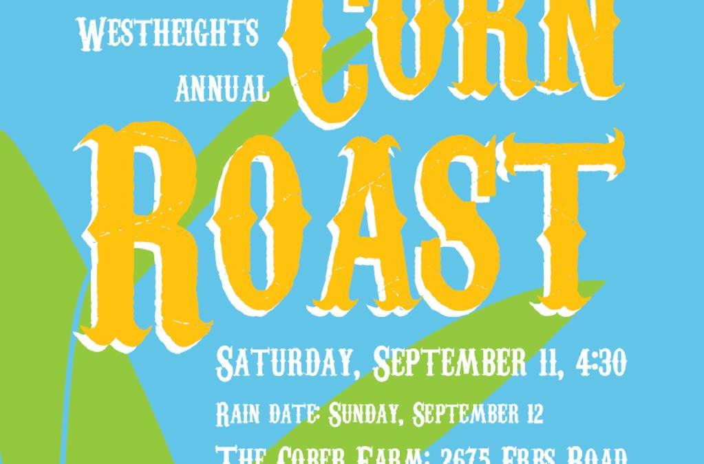 Corn Roast Kickoff Event