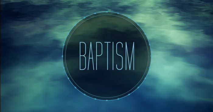 Ready To Be Baptised?
