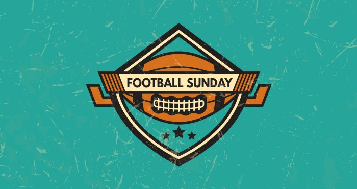 Football Sunday 2016 – Unseen Paths