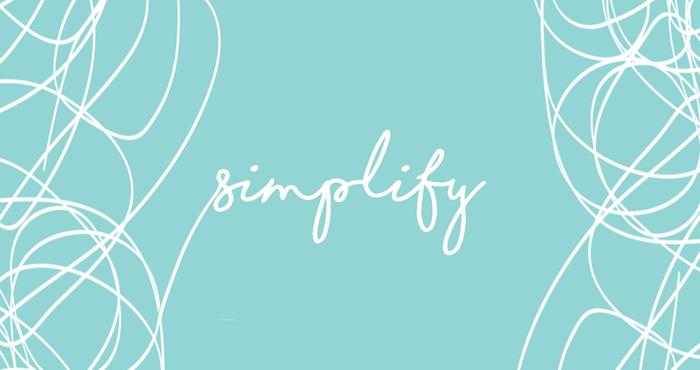 Simplify #3 – Jesus' Solution to Stress