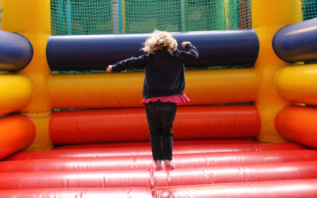 Bouncy Castle at Picnic Tomorrow