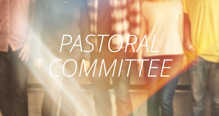 Exciting News from Pastoral Committee