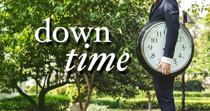Down Time #3 – Quiet Down