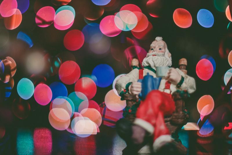 Jr. & Sr. High Christmas Party 2017