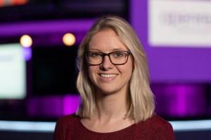 Hannah Cornick, Head of Digital Impact and Sustainability at BT-64b2ec2f