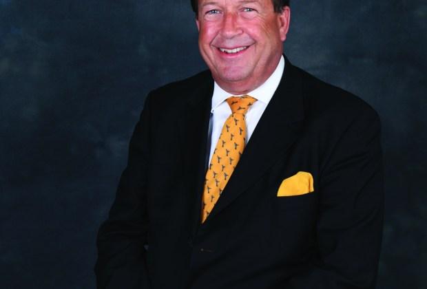 Nigel Lymn Rose, A.W. Lymn Company Chairman