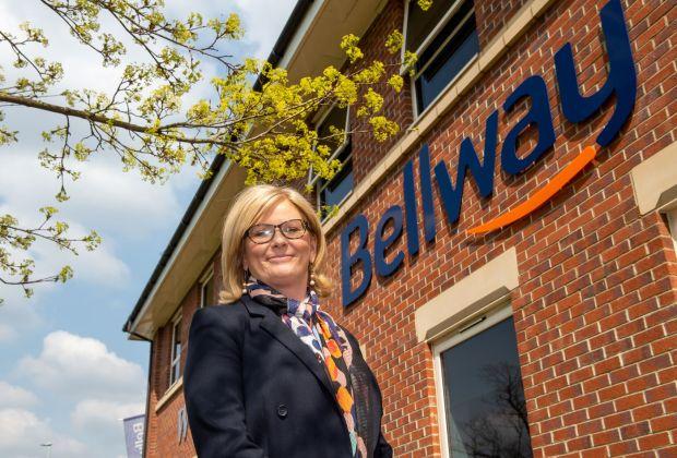 Rachel Fay, Sales Director of Bellway East Midlands-857b1aca