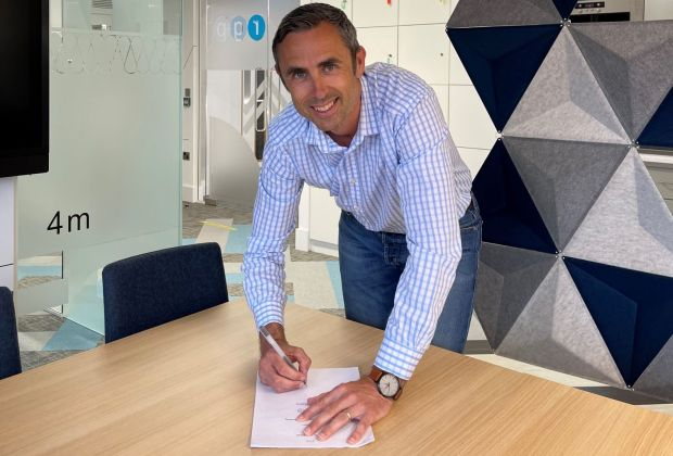 Mitch Dale signs Homes England framework-86d6c9a0