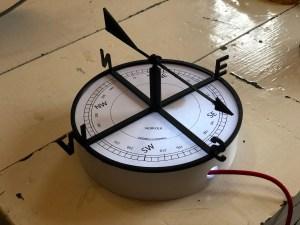 3D Printed Indoor Wind Vane