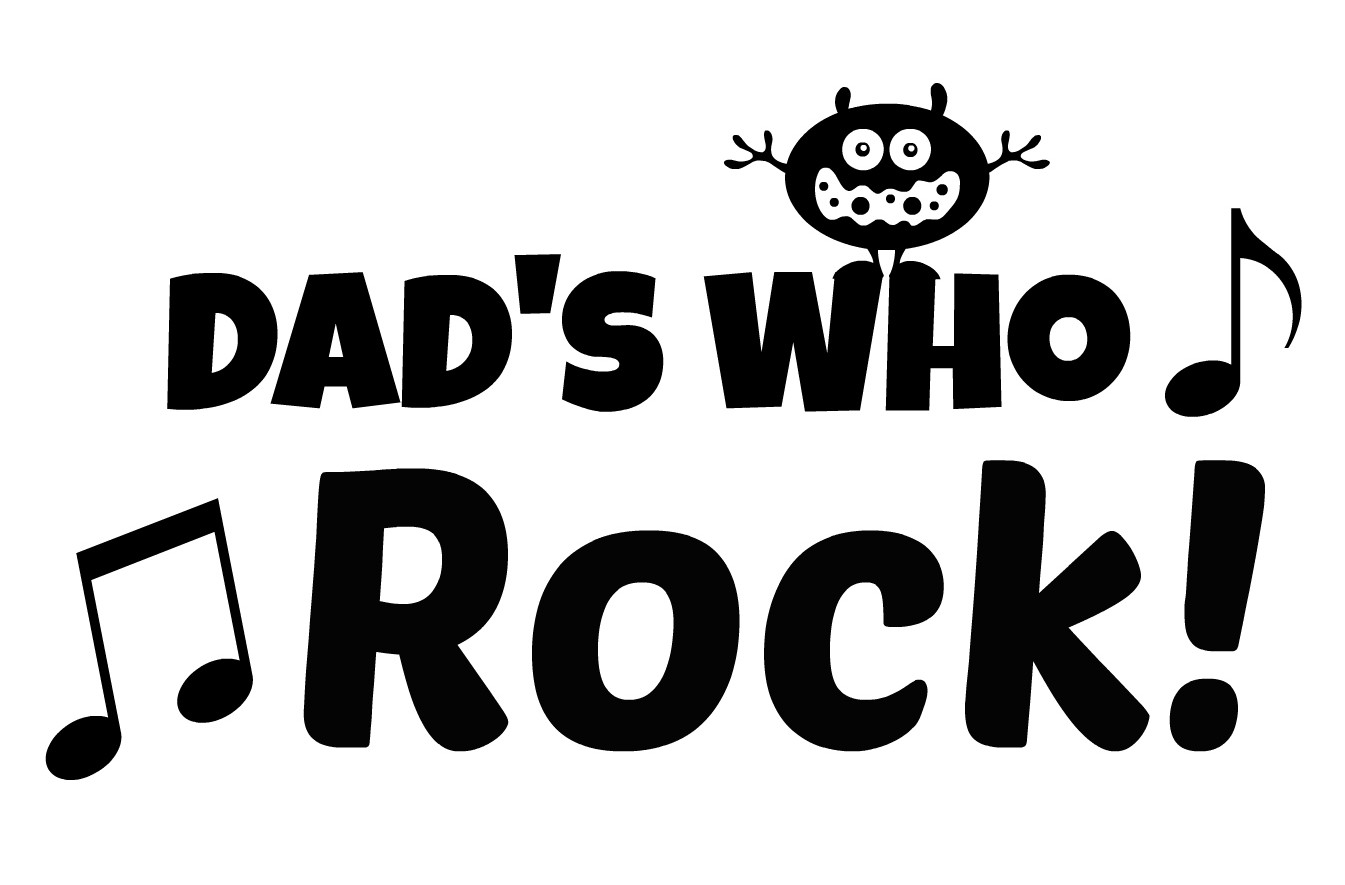 Dads Who Rock! {Children's Music Review + Prize Pack