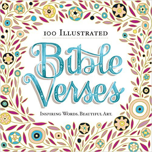 100 Illustrated Bible Verses Book Connected2Christ
