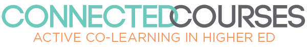 Connected Courses: Active Co-Learning in Higher Ed