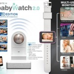 CES 2012: Baby Watch, the first wearable video baby monitor