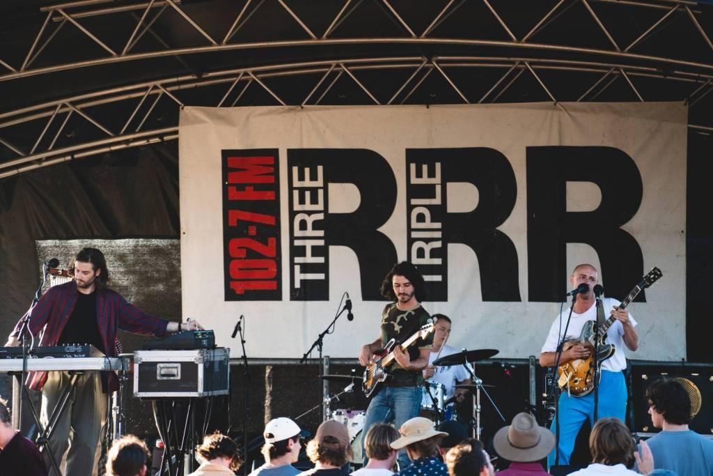 Melbourne band Mildlife