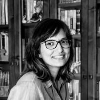 Author Manuela Callari