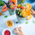 When Making Smoothies For Breakfast, Here Are Some Things To Think About <br><br> <span style='color:#116463;font-size:11px;'>The best thing to do is start your day out with a healthy breakfast.</span>