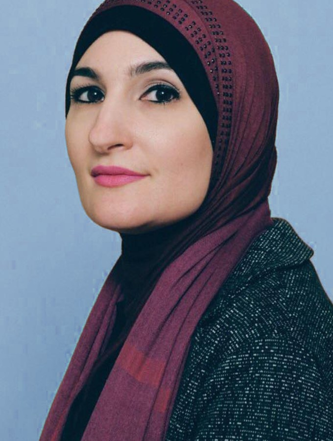 Linda Sarsour photo courtesy of her Official Facebook Page