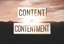 The Content of Contentment