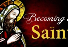 Becoming a Saint