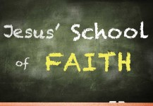 Jesus' School of Faith
