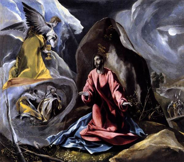 El Greco And Tension Of Tangents Nexus