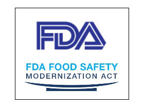 fsma food fda safety act modernization preventive controls human training animal defense sanitary first information plans soluciones