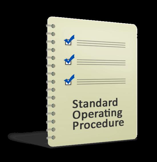 fda sop template - connectfood standard operating procedure template