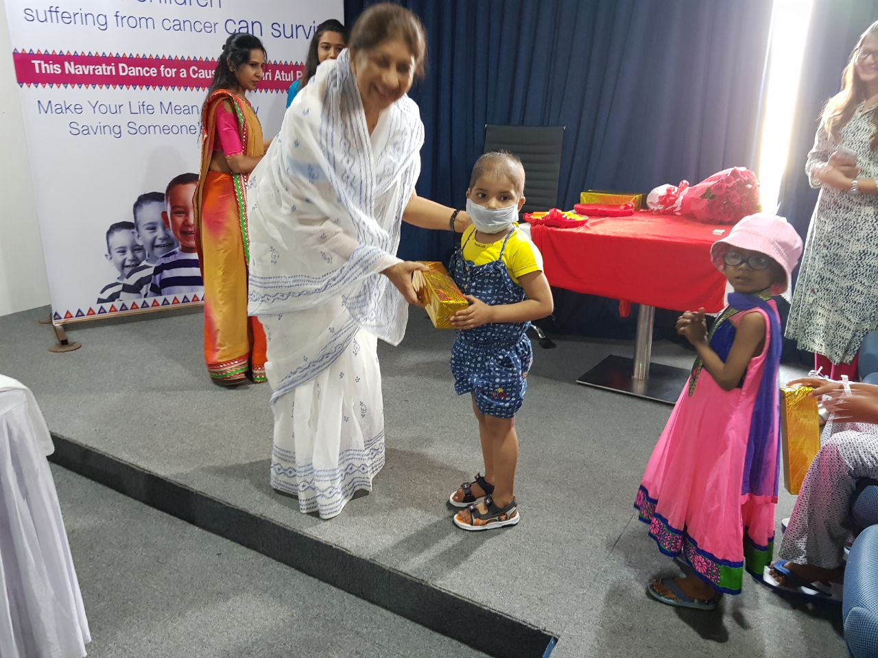 Accessibility And Affordability Are Curcial Practical Aspects Of Cancer  Treatment. To Create Awareness And Raise Funds For Treating Needy Children  With