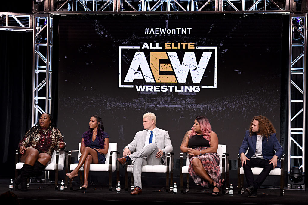 WWE's NXT Vs. AEW: New Wednesday Night Ratings Battle Kicks Off This Fall