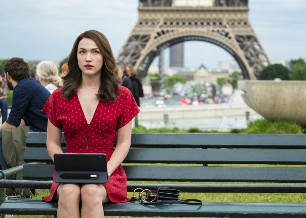 Violett Beane Talks 'God Friended Me' Season 2 On CBS