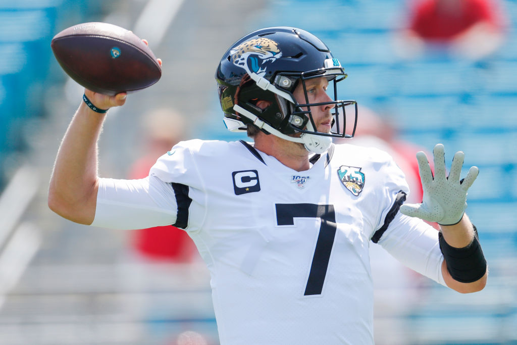 Fantasy Football Waiver Wire: Nick Foles A Top QB Option As He Returns From Injury