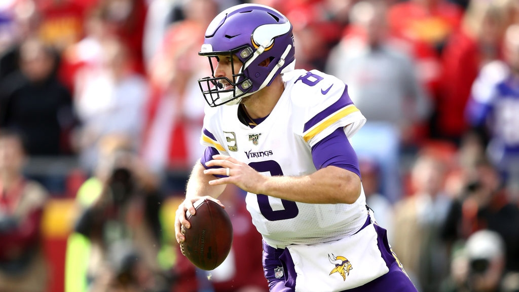 Fantasy Football Start And Sit Week 10: Sit Kirk Cousins Against A Strong Cowboys Pass Defense