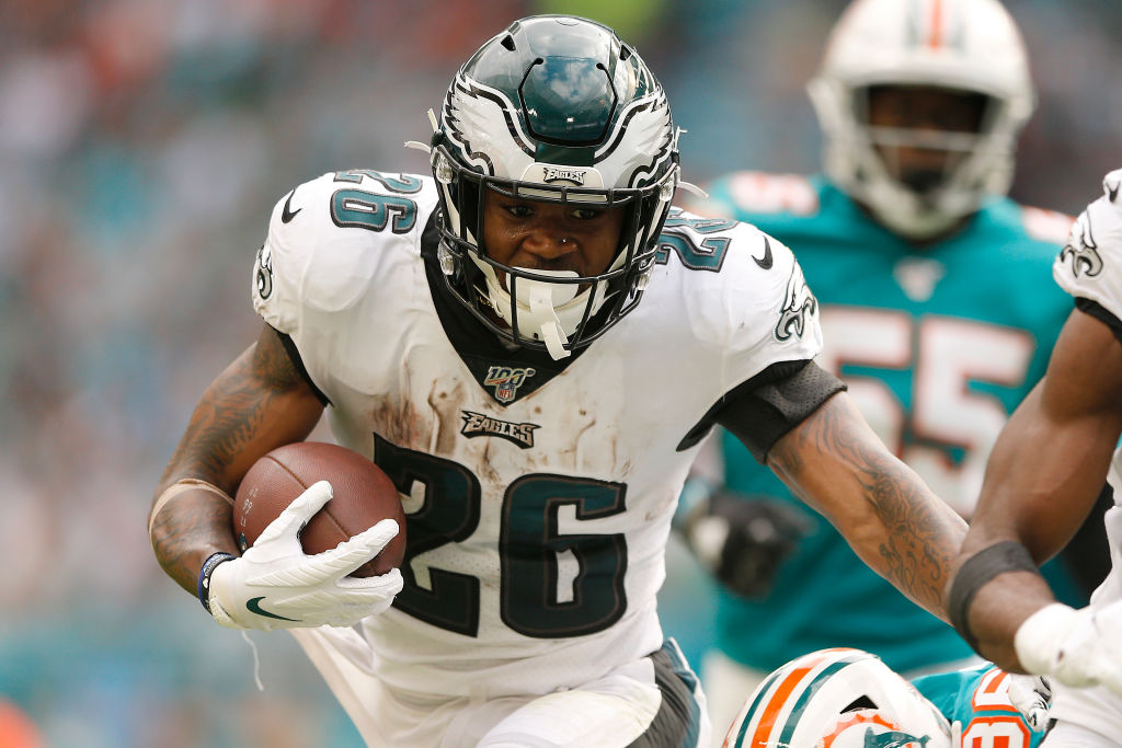 Fantasy Football Start And Sit: Miles Sanders A Top 10 RB Option As Eagles Face Giants