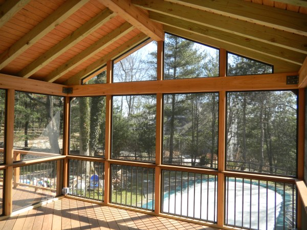 Screened Porch Screen Ideas