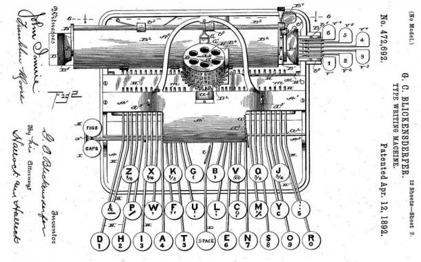 The Portable Typewriting Machine