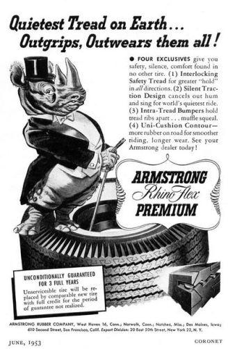 Armstrong Mfg Company