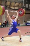 Tom Sullivan 160kg, 352 lbs!