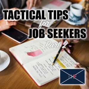 Tactical Tips for Job Seekers