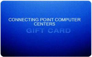 Connecting Point Gift Card