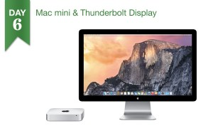 Buy a Mac mini with Apple Thunderbolt Display today, get a $150 gift card from Connecting Point