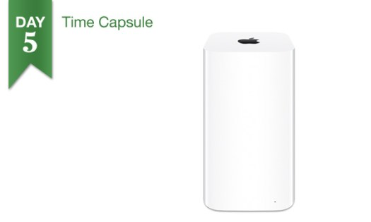 !2 Days of Savings Day 5: $25 or $50 off AirPort Time Capsule
