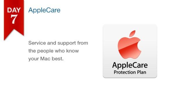 '12 Days of Savings' Day 7 - Save $$$ on AppleCare Protection Plan for Mac