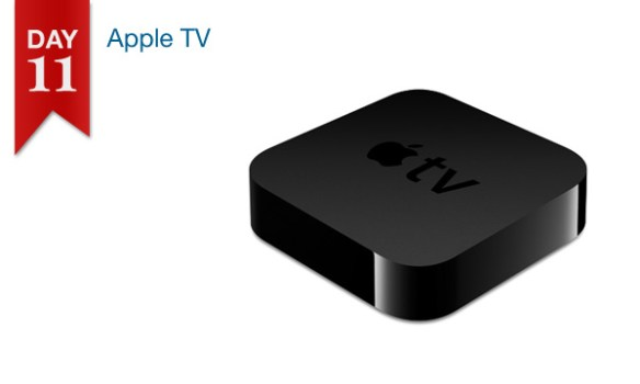 Connecting Point's '12 Days of Savings 2013' Day 11 - $10 Off Apple TV