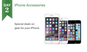50% off select iPhone accessories, all day Dec. 12th at Connecting Point